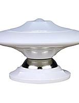 ufo sensor de movimento noite levou luz lâmpada de luz de parede passo rotação de 360 graus para o armário do corredor do quarto dos