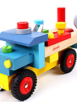 Building Blocks Educational Toy For Gift  Building Blocks Model & Building Toy Car Wood 2 to 4 Years 5 to 7 Years Toys