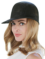 Women's Linen Bucket Hat,Vintage Cute Party Work Casual Solid Spring Summer Fall