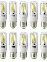 5W LED E27 Edison Bulb Filament COB Decorative Lighting Warm / Cool White AC 85 - 265V 110V 220V (10 pieces)
