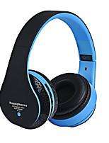 store hodetelefoner 1pc trådløs bluetooth 4.0 øretelefon sport hodetelefon headset for mik aux tf for iphone samsung datamaskin pc