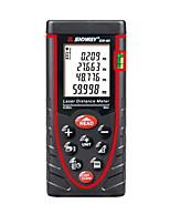 Sndway SW-60 Handheld Digital 60m 196ft Laser Distance Measurer with Distance & Angle Measurement(1.5V AAA Batteries)