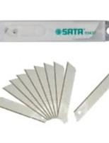 Sata 10 Sets Of Knife Blade 14 18X100Mm/1 Set