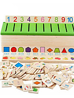 Educational Flash Cards For Gift  Building Blocks Square 2 to 4 Years 5 to 7 Years 8 to 13 Years Toys