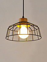 Pendant Light ,  Modern/Contemporary Electroplated Feature for LED Metal Living Room Bedroom Dining Room Kitchen Study Room/Office