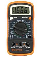 Sheffield t130001 multimètre numérique économique et pratique / 1