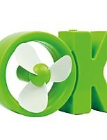 Verão refrescante, ok usb ventilador, desktop ventilador, criativo mini, ok mini ventilador