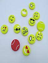 Raquete de tênis amortecedor de choque para reduzir tenis racquet vibração dampeners raqueta tênis pro equipe 28 modelos