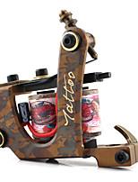 Bobina tatuagem máquina professiona tatuagem máquinas cobre