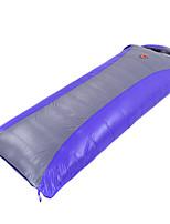 Sleeping Bag Rectangular Bag Single -10 -20 T/C Cotton 210X80 Camping Moistureproof/Moisture Permeability Keep Warm 自由之舟骆驼