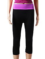 Femme Course / Running Corsaire Respirable Doux Confortable Eté Automne Yoga Camping / Randonnée Exercice & Fitness Course/Running