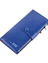 Unisex PU Polyester Formal Casual Office & Career Shopping Outdoor Wallet All Seasons