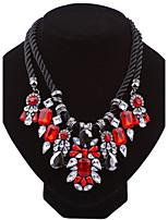 Жен. Ожерелья-цепочки Свисающие Сплав Мода Euramerican Бижутерия ДляСвадьба Для вечеринок Особые случаи День рождения Обручение