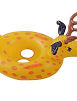 1pc Jouets Gonflables de Piscine Pliable Portable Pour Enfants Confortable pour Enfant Accessoires d'Urgence de Voyage Repos de Voyage