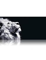 Super Large Size 90cm*40cm Lion Print Game Mouse Pad Mat Laptop Gaming Mousepad