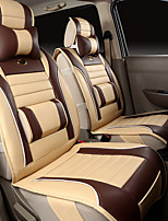 LeatherwearBusiness Car 7 Seater Van Seven Car seat Cushion Leather Four Seasons Cushion Seat Cover