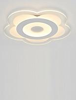Montaggio del flusso ,  Contemporaneo Anodizato caratteristica for LED Dimmerabile AcrilicoSalotto Camera da letto Sala studio/Ufficio