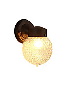 Wall Light  Modern/Contemporary Black Oxide Finish Feature for Mini StyleAmbient Light Wall Sconces