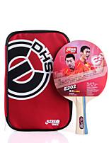 3 Stars Ping Pang/Table Tennis Rackets Ping Pang Wood Short Handle Pimples