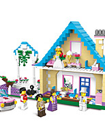 Building Blocks Educational Toy For Gift  Building Blocks Architecture ABS 5 to 7 Years 8 to 13 Years 14 Years & Up Toys