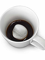 presente da mordaça do suco de bebida novidade cerâmica caneca de ataque de tubarão de leite de café do escritório de porcelana caneca de