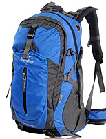40 L mochila Alpinismo Esportes Relaxantes Acampar e Caminhar Multifuncional