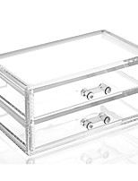 Others Makeup Storage Solid Quadrate Acrylic