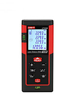 UNIT UT393B Handheld Digital 150m 635nm Laser Distance Measurer (1.5V AAA Batteries)