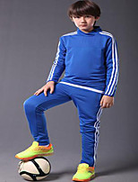 Unisex Soccer Tracksuit Breathable Comfortable Spring Summer Winter Fall/Autumn Solid Polyester