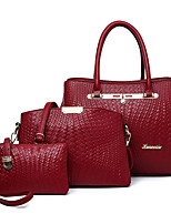 Women's PU leisure new one-shoulder bag handbag