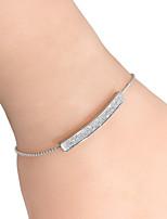 Жен. Ожерелья-бархатки Бижутерия Геометрической формы Стразы Сплав Круглый дизайн Регулируется Бижутерия ДляСвадьба Для вечеринок