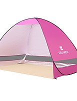 2 persons Single One Room Camping TentBeach Traveling
