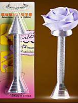 1Pcs 13Cm Cake  Decorating Needle    Aluminum Alloy Dessert  Decorator   Stick Cream Rose Decorating Needle