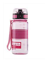 Botella de agua de color caramelo 350ml