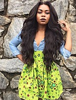 8A Quality Body Wave Wigs 180% Hair Density Human Hair Wigs  Glueless Lace Front Wigs With Baby Hair For Black Women