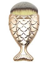 1 Кисть для основы Синтетические волосы Переносной Пластик Лицо UBUB
