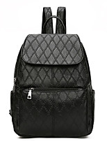 Women Other Leather Type Casual Backpack All Seasons