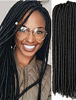 Гавана Вязаные дредлоки Наращивание волос Kanekalon косы волос