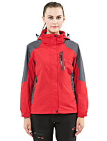 LEIBINDI®Women's Winter Jacket 3-in-1 Jackets Skiing Camping / Hiking Snowsports  Waterproof Breathable Thermal / Warm Windproof