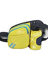 4 L Waist Bag/Waistpack Waterproof Wearable Shockproof