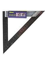 Reat wall precision® 200 мм металлический многофункциональный инструмент линейки треугольников