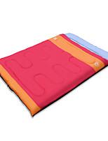 Schlafsack Rechteckiger Schlafsack Doppelbett(200 x 200) -10~5 T/C Baumwolle150 Camping Draußen warm halten 自由之舟骆驼