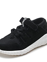 Boys' Athletic Shoes Spring Fall Comfort Pigskin Outdoor Athletic Casual Flat Heel