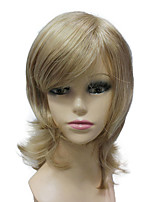 Top Grade Synthetic Short Straight Synthetic Hair Wig For Women