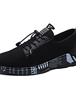 Men's Sneakers Spring Summer Comfort Fabric Outdoor Office & Career Athletic Casual Gore Walking