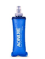 Water Bottle Blue Single Camping Hiking Outdoor