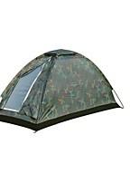 1 personne Double Une pièce Tente de campingCamping Voyage