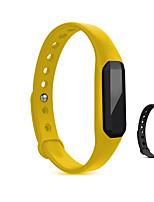 XL01 Pulseira Inteligente iOS Android Esportivo Sensível ao Toque Acelerômetro Sensor de Frequência Cardíaca Sensor de Dedo