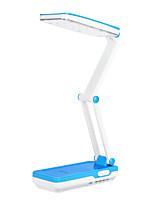 YAGE 1 Pcs Desk Lamp Night Light LED Table Lamp Reading Books Desk Light Foldable 3-Layer Body SMD USA/EU/UK Plug