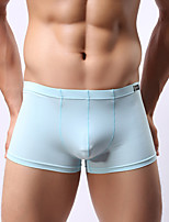 Sexy Push-Up Shorties & Boyshorts Panties Boxers Underwear,Ice Silk